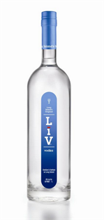 Liv Vodka 750ml